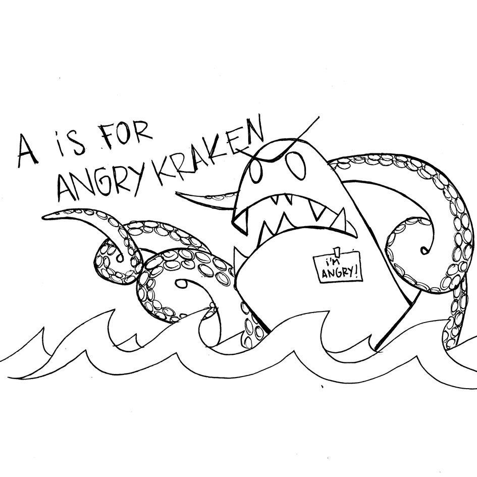 Alarm, Kraken!