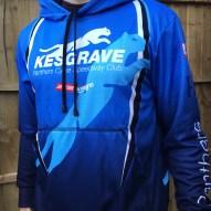 Kesgrave Cycle Speedway Hoodie - 33/18 Designs