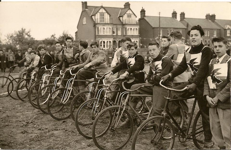 BLAST FROM THE PAST: Vintage Welsh Cycle Speedway