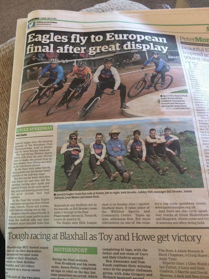 Ipswich Paper