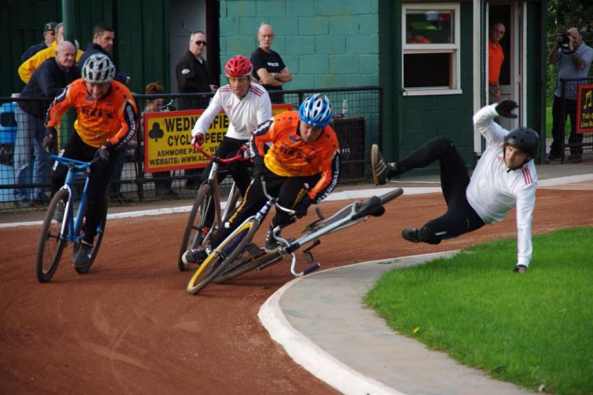 Birmingham were last in the Elite League in 2013. Photo by Ray Andrews.