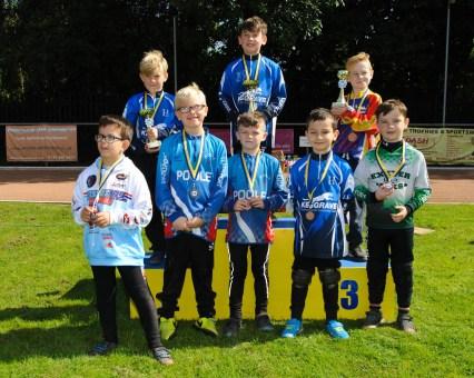 2017 U8 CS Little League podium