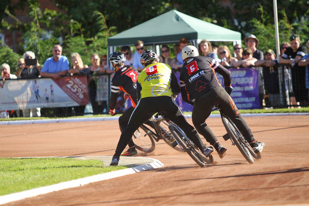 NEWS: 2018 British Cycling Cycle Speedway competitions regulations issued