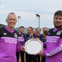 CLUB NEWS: Northumbria celebrate 50 seasons of Terry at Three Rivers League