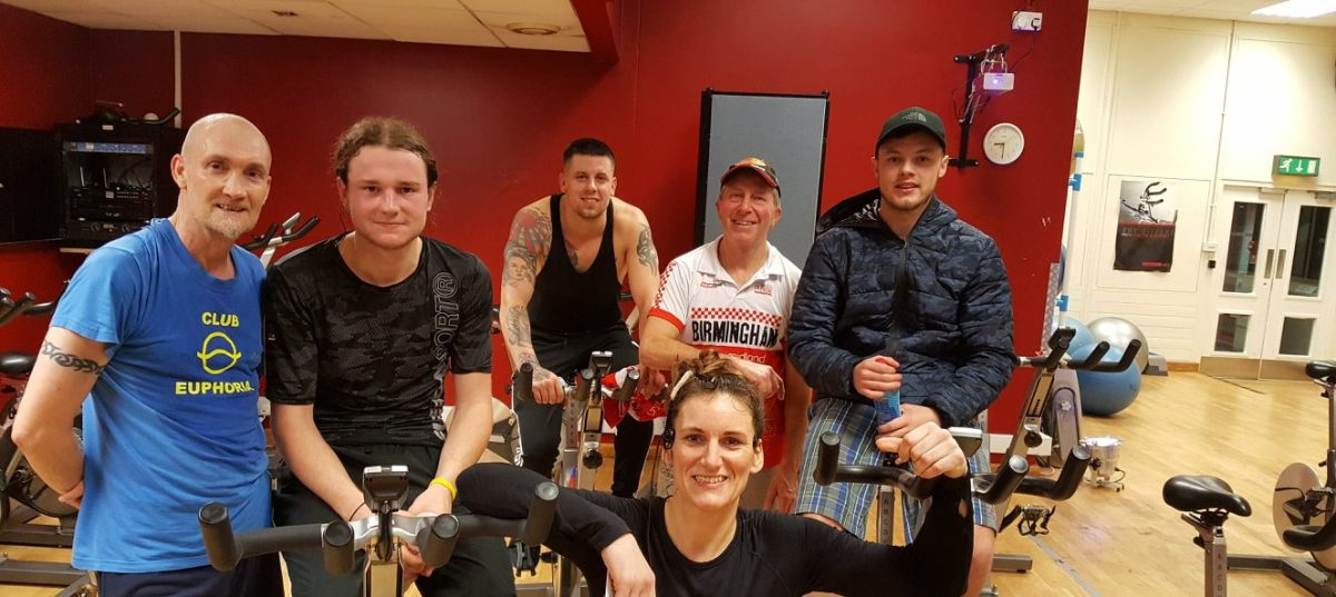 CLUB NEWS: Birmingham feel the vibe to keep fit