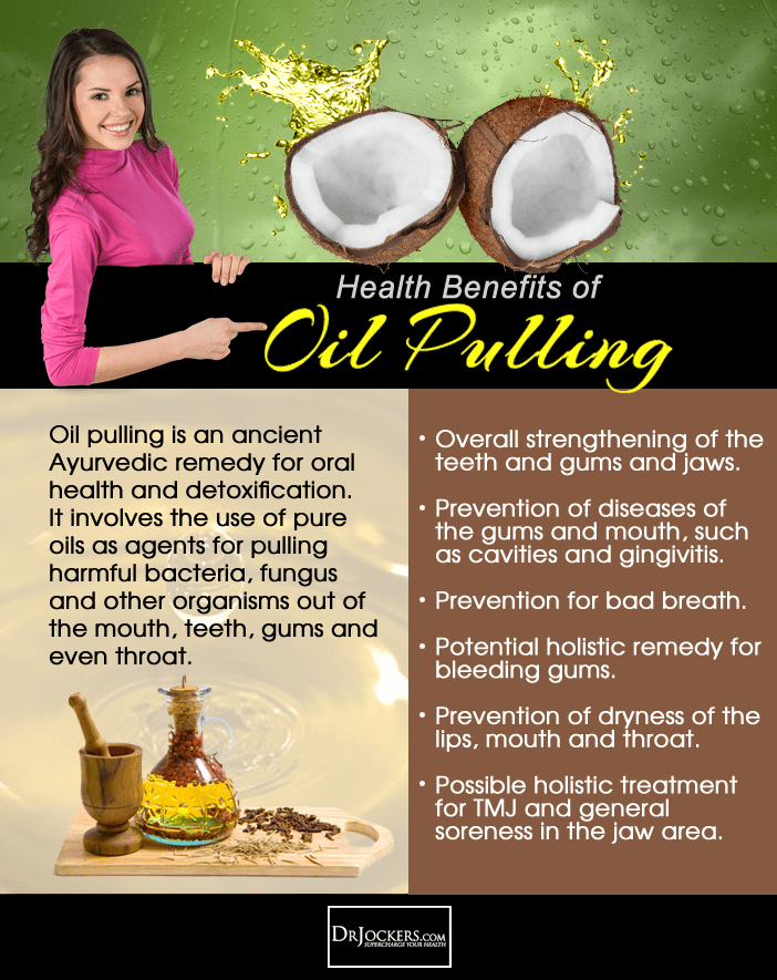 9 Surprising Health Benefits of OIl Pulling