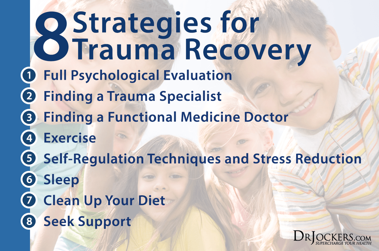 8 Strategies For Effective Childhood Trauma Recovery