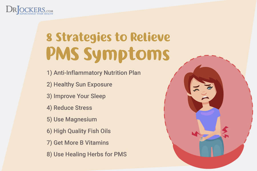 6 Benefits Of Chasteberry For PMS - DrJockers.com