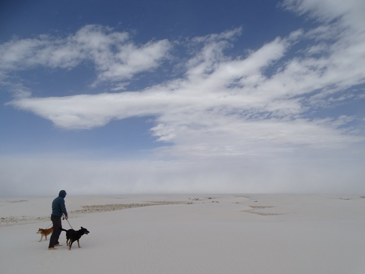 White Sands National Monument Mexico 33andfree