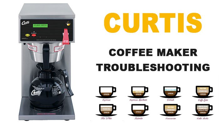 Curtis Coffee Maker