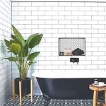 33 Fantastic Bathroom Tile Design Ideas (28)