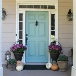 33 Magical Front Door Colors Design Ideas (3)