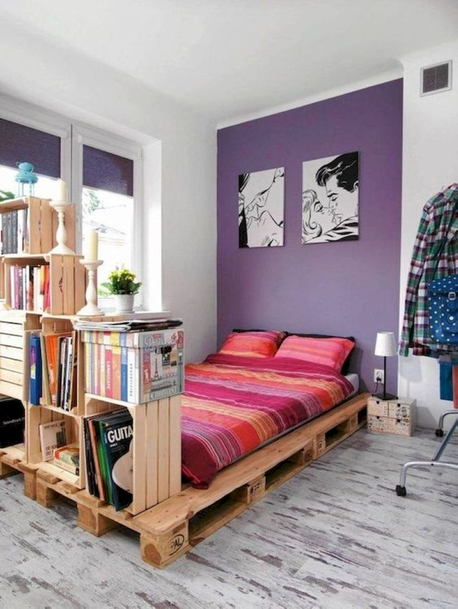 33 Ideas For Pallet Beds (28)