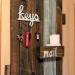33 Ideas For Pallet Key Rack (15)