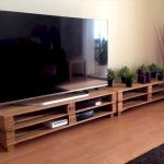 33 Ideas For Pallet TV Stand (10)