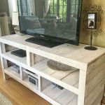 33 Ideas For Pallet TV Stand (12)