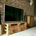 33 Ideas For Pallet TV Stand (33)