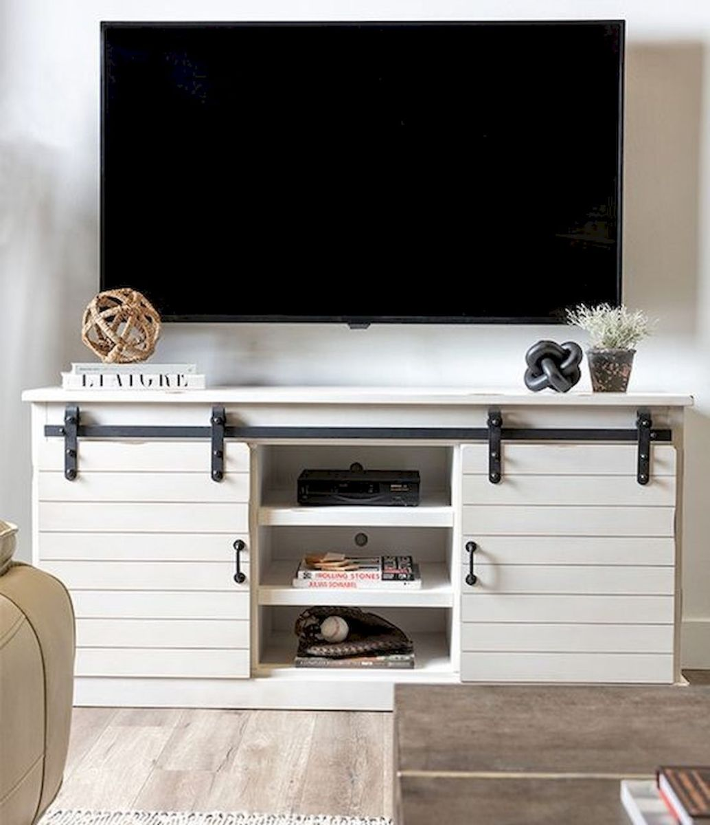 33 Ideas For Pallet TV Stand (5)