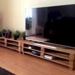33 Ideas For Pallet TV Stand (8)