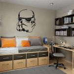 33 Ideas For Small Apartment Bedroom College (2)