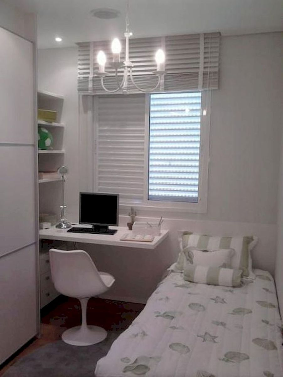 33 Ideas For Small Apartment Bedroom College (30)