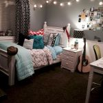33 Ideas For Small Apartment Bedroom College (41)