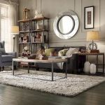 33 Best Industrial Living Room Ideas (4)