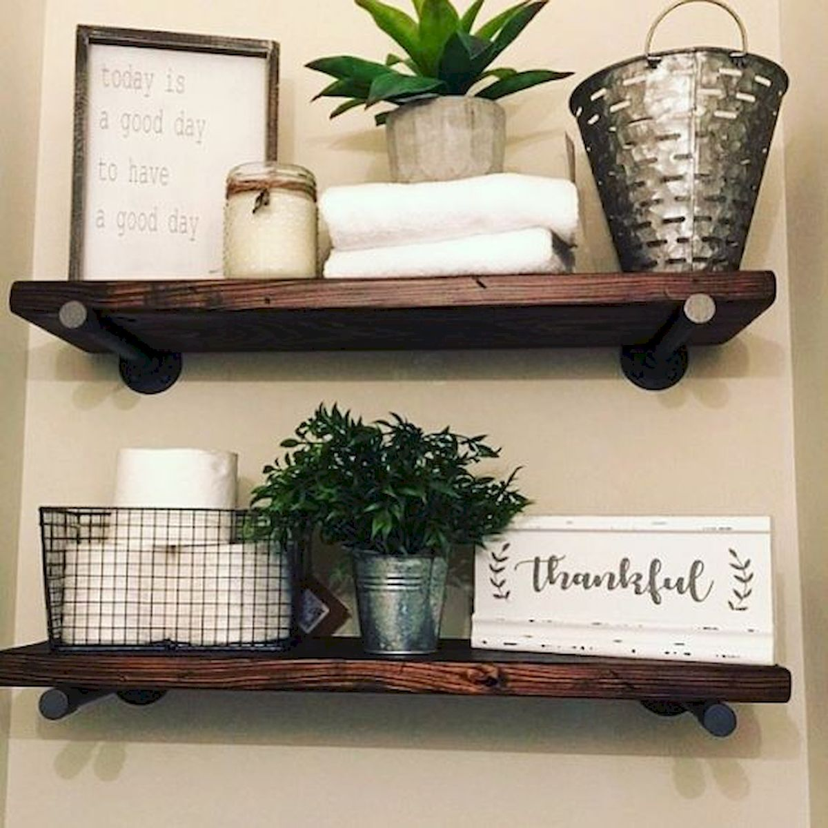 Best 33 DIY Wall Decor Built with Industrial Design (30)