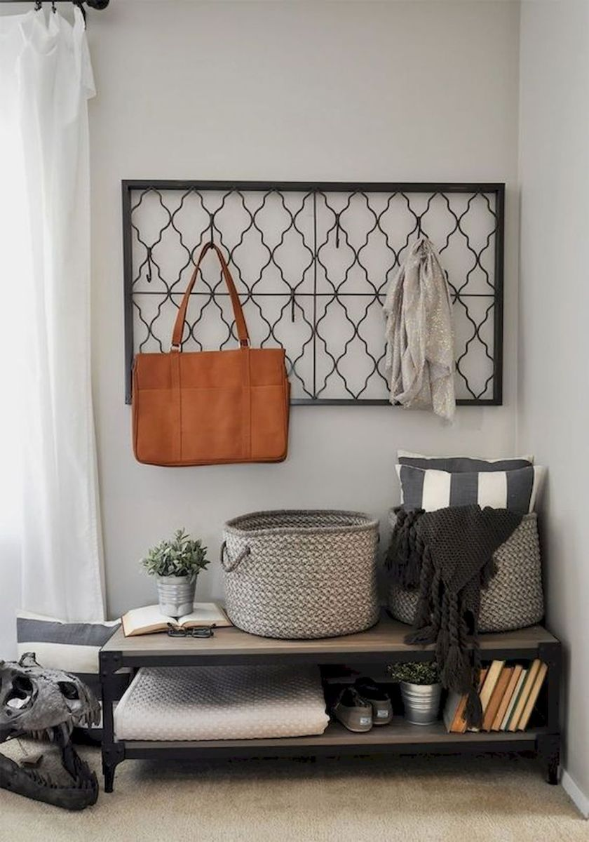 Best 33 DIY Wall Decor Built with Industrial Design (8)
