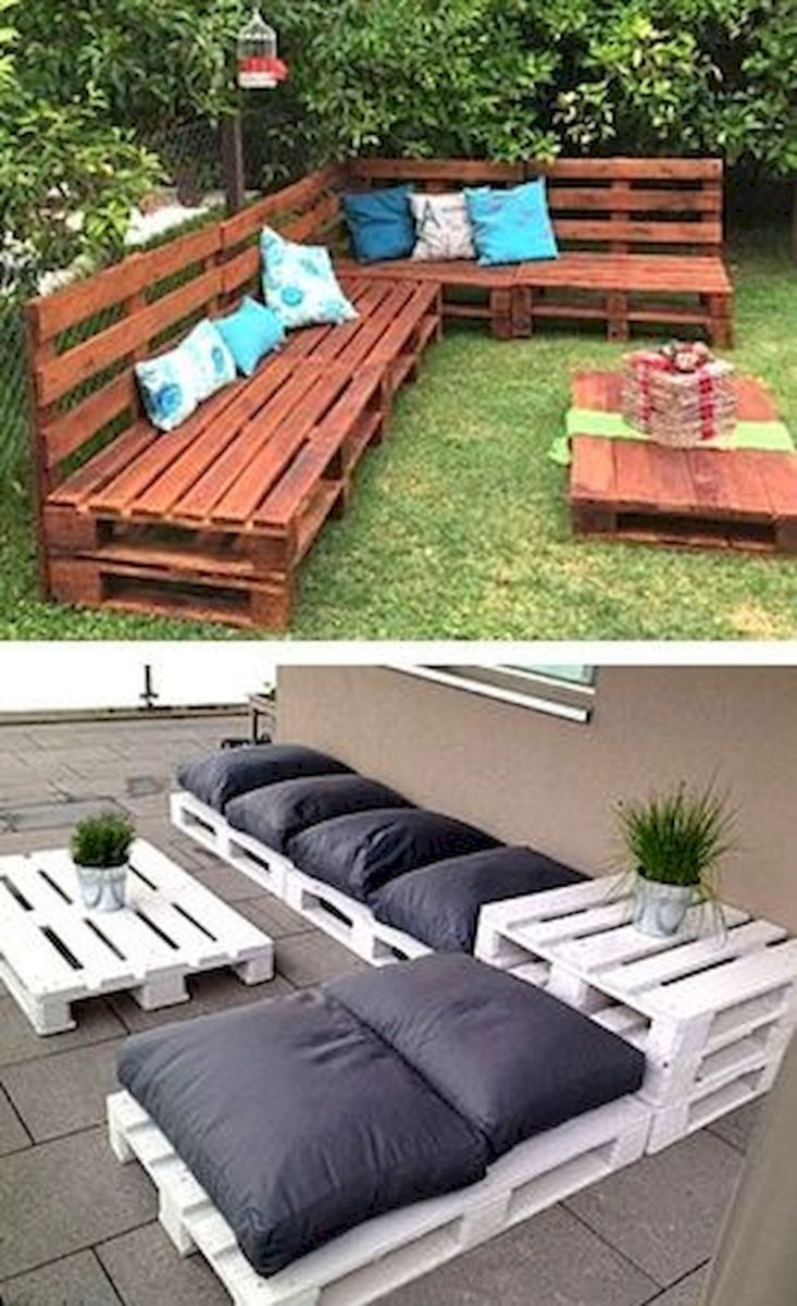33 Best DIY Patio Furniture Ideas (21)