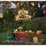 33 Best Outdoor Summer Party Lighting Ideas (6)