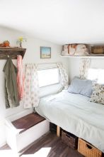 33 of the Best RV Bedroom Ideas (20)