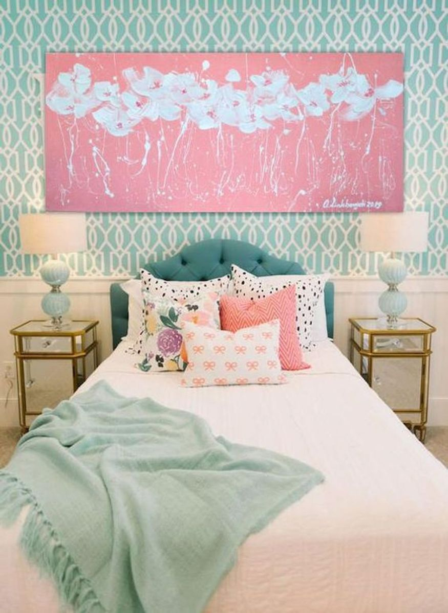 33 Awesome Aesthetic Bedroom Decor Ideas (10)