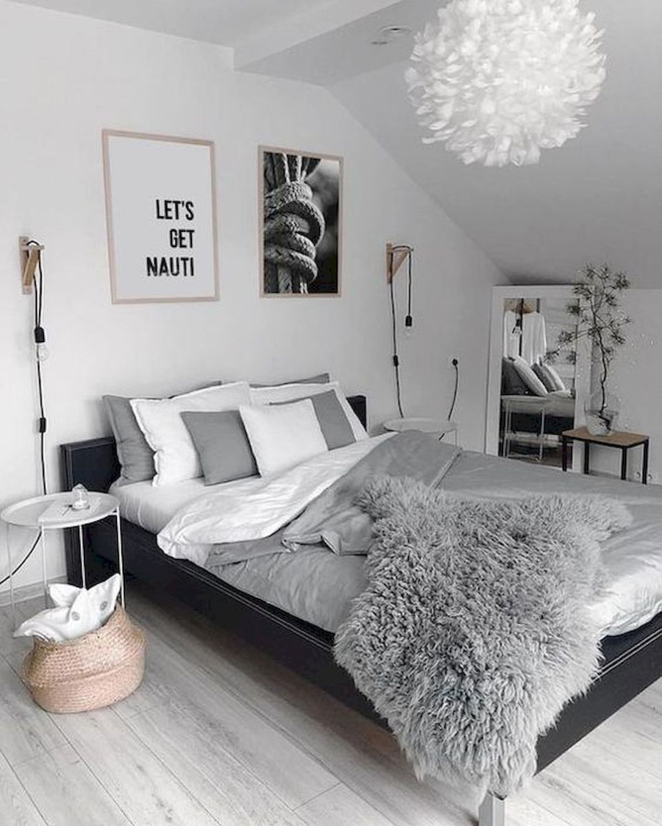 33 Awesome Aesthetic Bedroom Decor Ideas (9)