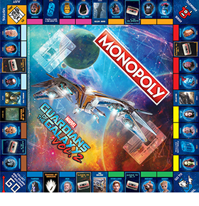 USAOPOLY GAMES AND PUZZLES