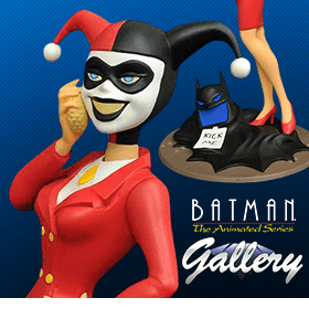 BATMAN THE ANIMATED SERIES LAWYER HARLEY QUINN