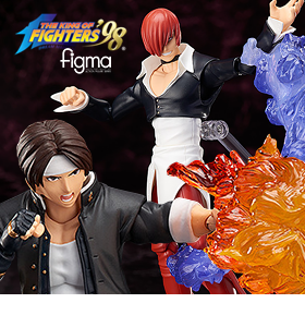 FIGMA KING OF FIGHTERS