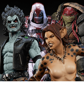 NEW SIDESHOW AND PRIME 1