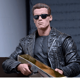 TERMINIATOR 2 25TH ANNIVERSARY COLLECTIBLES