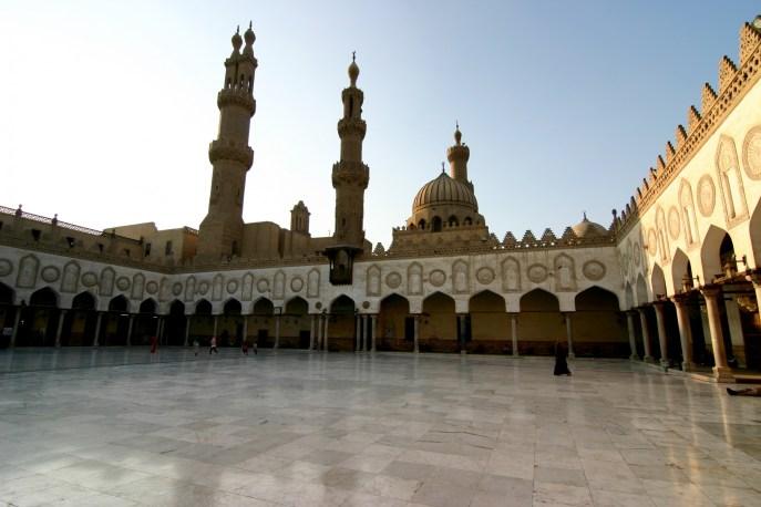 Al Azhar, Le Caire.