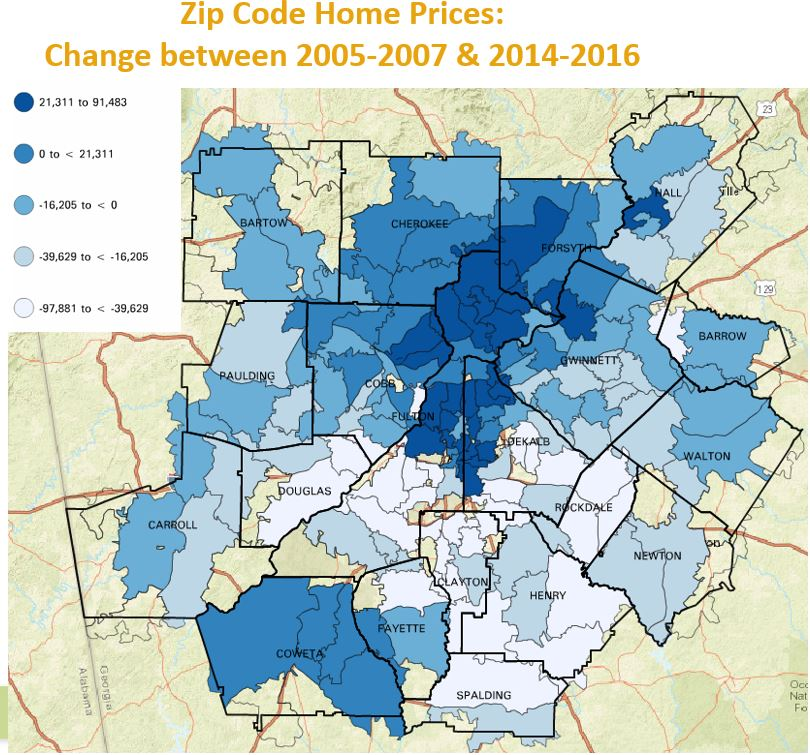 Regional Snapshot: Examining The Housing Market in Metro Atlanta