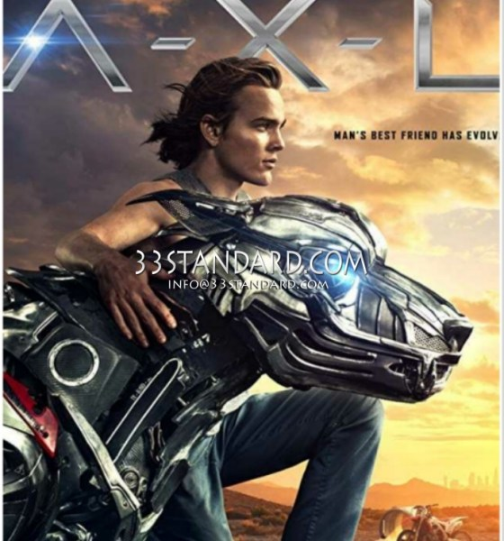Sauth Hd Movies Download 2018 2: AXL [Download Latest 2018 Hollywood Full HD Movie Fzmovies