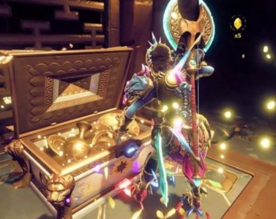 Immortals Fenyx Rising: How to Unlock The Epic Chest in Hermes' Secret Hideout