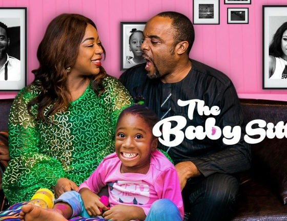 The Baby Sitters - Nollywood Movie