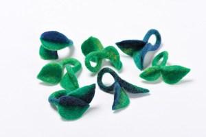 Ring / wool / 2013