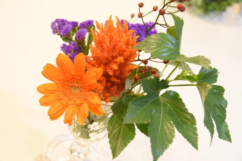 ブルーミーライフ_5回目のお届け分のお花