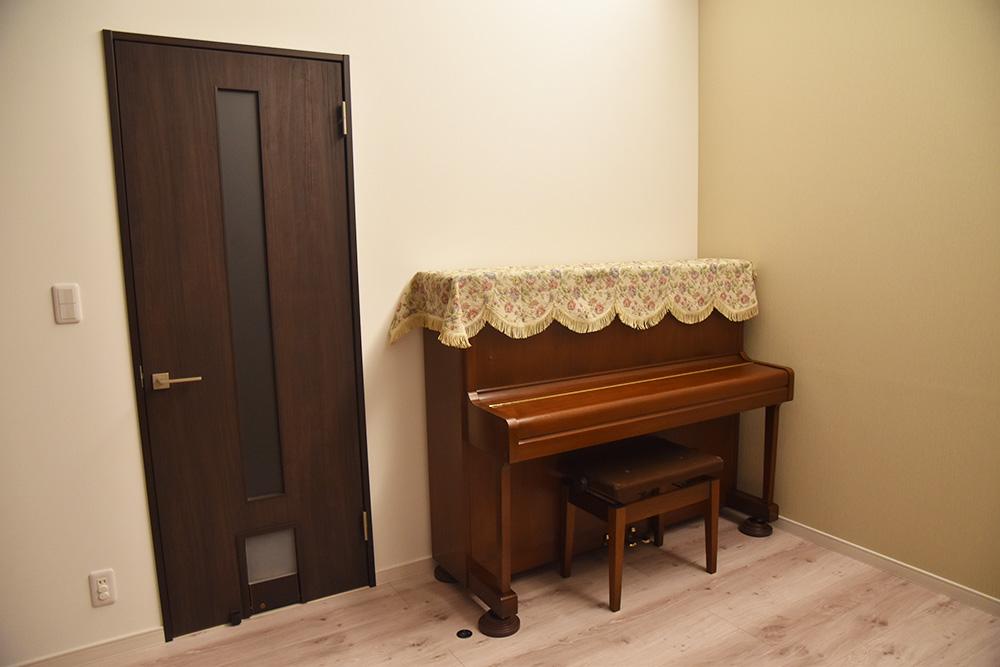 33坪新築_ピアノのある家の作り方