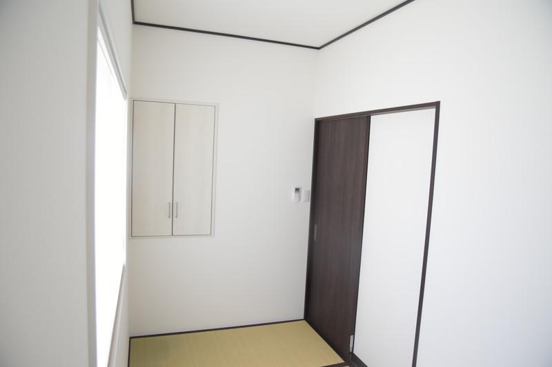 33坪新築_4畳和室