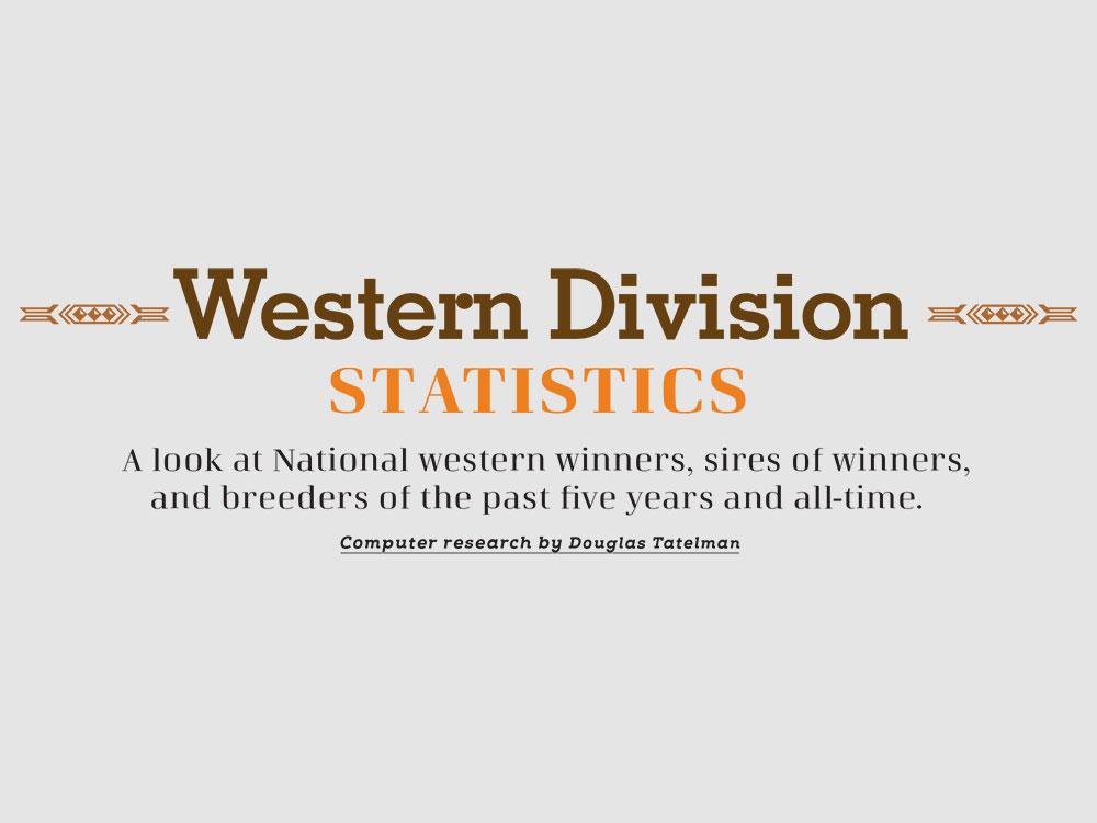 Western Division Statistics