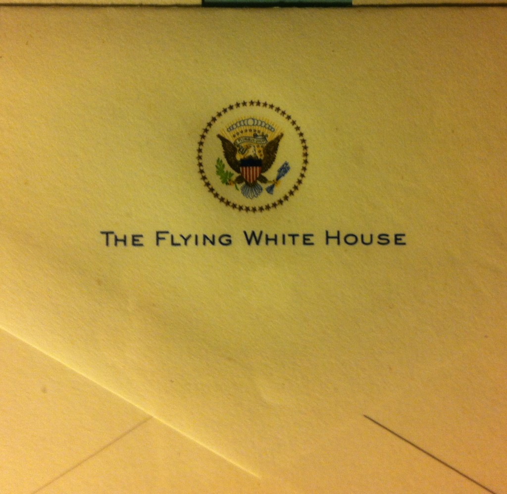 The Flying White House